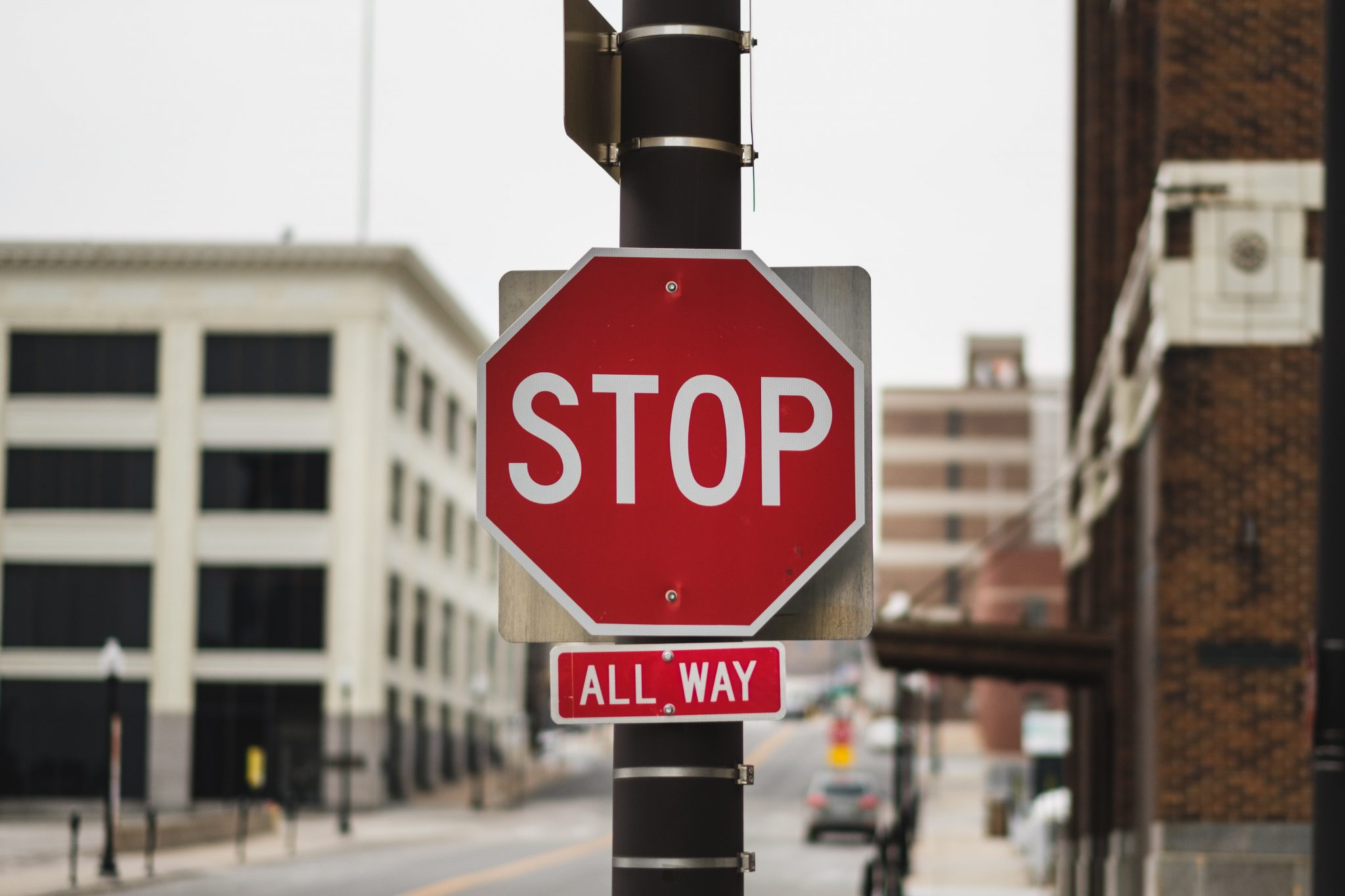 stop sign, how to prevent addiction