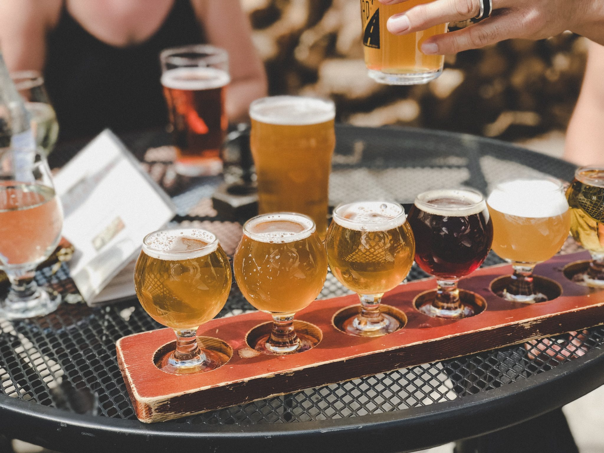 beer tasting, how do i know if i need to control my drinking